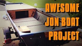 Jon Boat Modifications: Summary