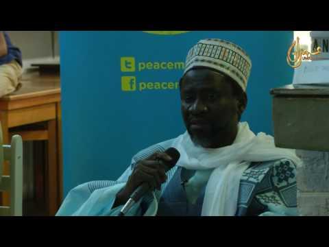 The Christian King of Abbyssinia & The First Hajj : Shaykh Mahy Cisse