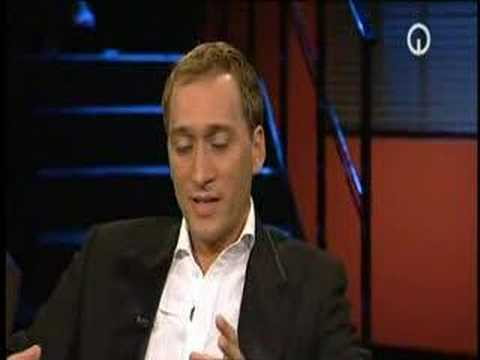 Paul van Dyk - Talkshow Teil 1