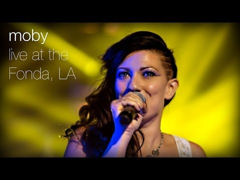 Moby - The Perfect Life (Live at The Fonda, L.A.)