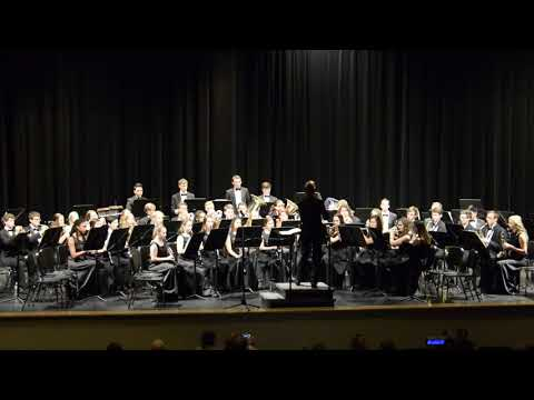 Bethel Park Music Department Fall Band Concert 2017 - Symphonic Band - Folk Dances