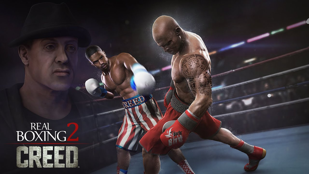 Real Boxing 2 CREED v1.0.0+(Mod Unlimited Money+Vip ...