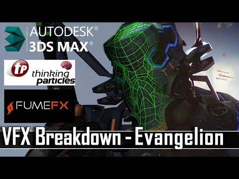 VFX Breakdown - Evangelion: Another Impact (Confidential)