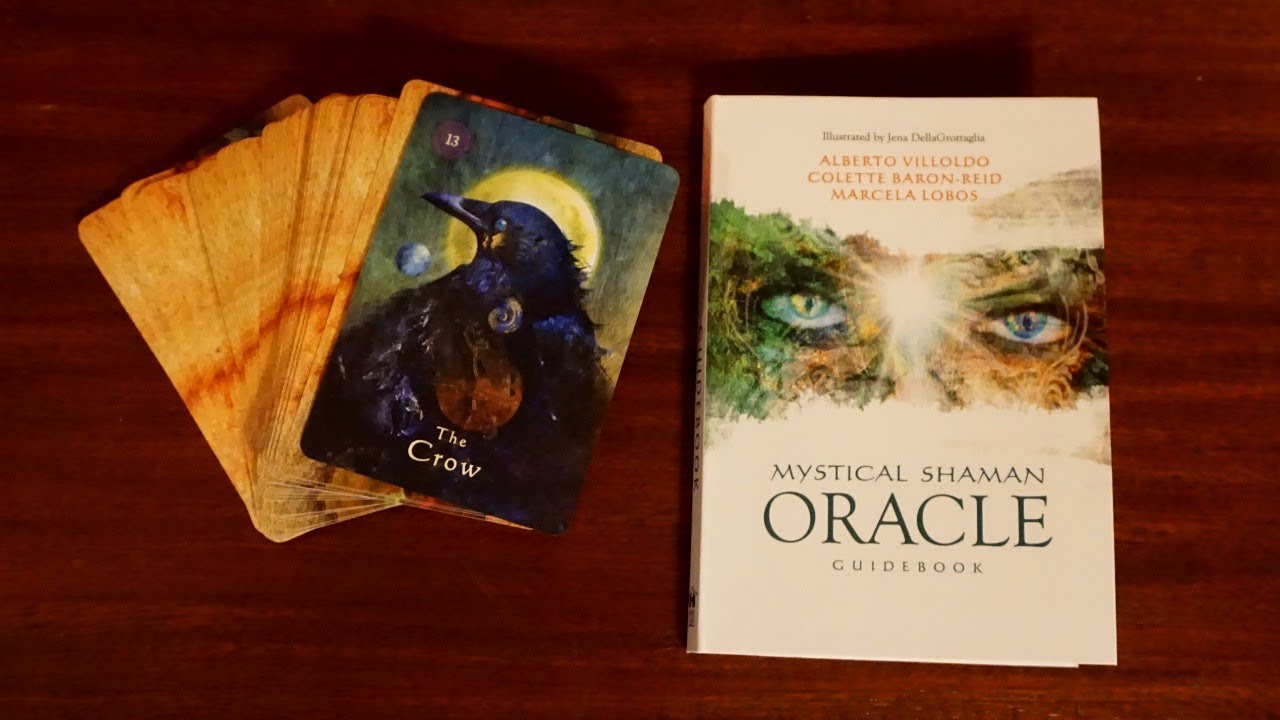 Mystical Shaman Oracle Deck // Unboxing + First Impressions