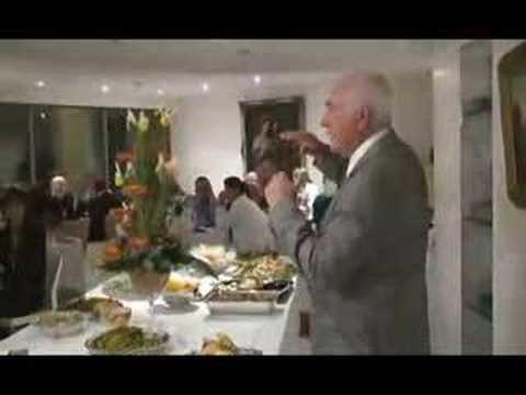 festive Fed Cup dinner - Israel versus Russia 2008 B