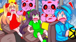 The Roblox Piggy Field Trip Disaster...