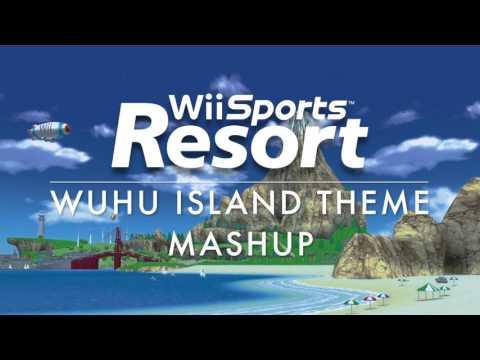 Wuhu Island Theme Mashup (Wii Sports Resort/MK7/SSBWii U/MK8D)
