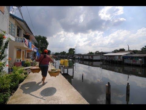 Case Study: Community Upgrading in Bangkok, Thailand