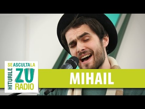 Mihail - Ma ucide ea (Live la Radio ZU)