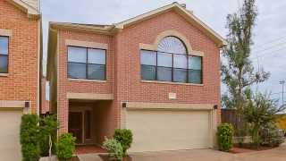 Houston Gated 2-story Town-home For Lease,granite,wood Floors,new Paint/appliances, Laramie Driscoll