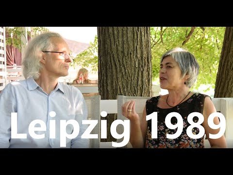 #Leipzig 1989 -