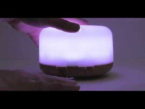 quick-start-video-asakuki-500ml-premium,-essential-oil-diffuser,-5-in-1-ultrasonic-aromatherapy-fr