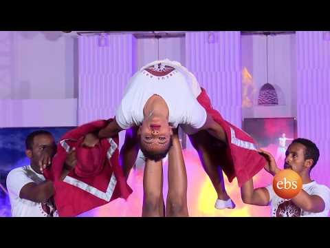 Sunday with EBS: Live Circus Performance by Fikat Circus Group