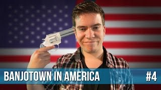 In America #4: TERUG naar HUIS