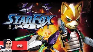 Asteroid Belt - Star Fox: Assault [Part 5]