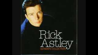 Rick Astley - Hold Me In Your Arms (Complete Song)