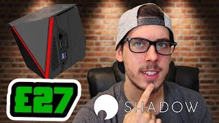 My New $2000 Gaming PC Cost Me £27! - Shadow PC 🕹