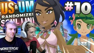THERE'S NO IRN BRU!! (Pokemon USUM Randomizer Soul Link • #10 • w/ FeintAttacks)