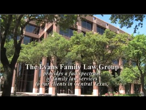 Introduction and overview of the Evans Family Law Group. The firm specializes in divorce, uncontested divorce, child custody and other family law cases. http://www.evansfamilylawgroup.com/