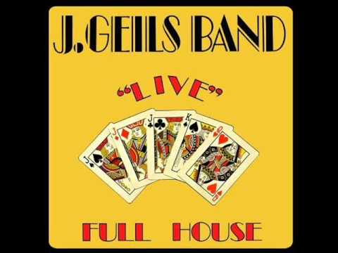 The J. Geils Band - Whammer Jammer