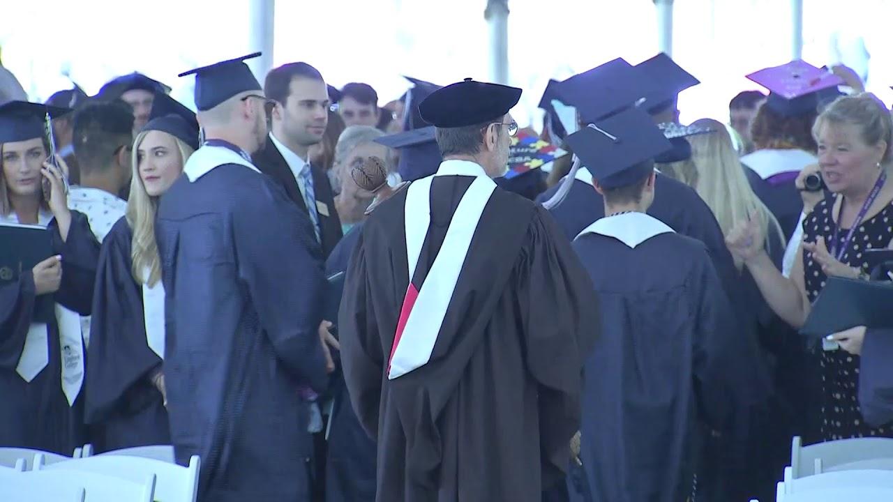 2019 Elmhurst College Undergraduate Commencement
