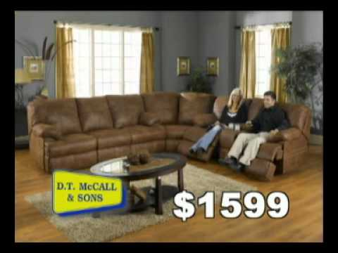 Dt Mccall Sons 8 You, Dt Mccall Furniture