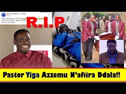 KITALO; Pastor Yiga Azzemu N'afiira Ddaa!! Kitalo || Kampala Media TV