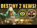 Destiny 2 News: VETERAN REWARDS, Last Iron Banner & Trials of Osiris for Destiny!