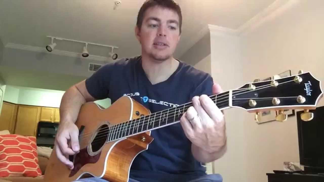 Wagon Wheel Darius Rucker Instructional Chords Youtube