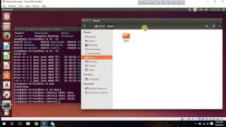 Linux Command Tutorial 1 in Bangla-rmdir, mkdir, touch and cat command