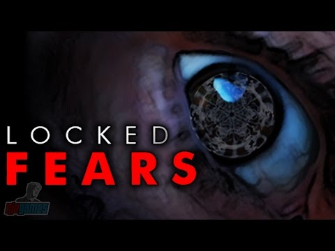 Locked Fears | Indie Horror Game Let's Play | PC Gameplay | Full Walkthrough