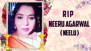 YHM Actress Neeru Agarwal Aka Neelu Passes Away, Divyanka & Karan Post Emotional Letter