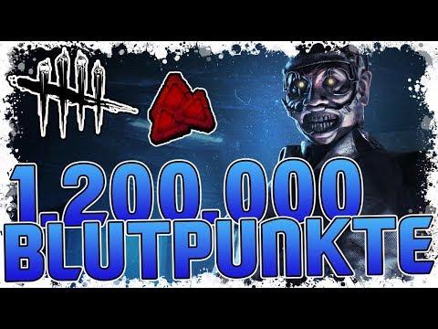 1.200.000 Blutpunkte für den Doktor - Dead by Daylight Gameplay Deutsch German