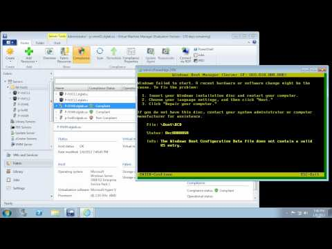 Bare Metal Deployment with VMM 2012