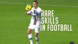 10 Rare Skills We See in Football ● HD