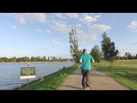 DJI Osmo 4K Virtual Walk around Albert Park, Victoria