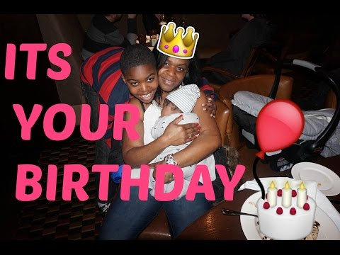 VLOG 5 ITS YOUR BIRTHDAY !!!