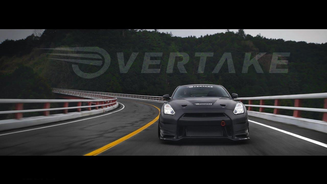 Overtake Gt R Carbon Fiber Godzilla オーバー