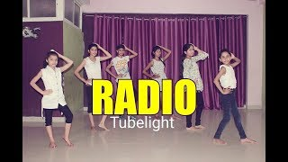 Radio Dance By Step-Up Dance Academy Dhar