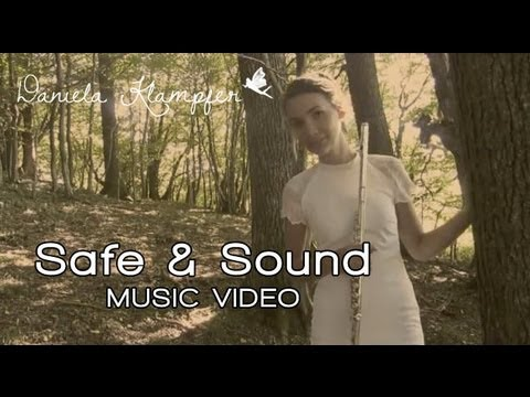 MUSIC VIDEO⎜Safe & Sound - Taylor Swift (Flute Cover)