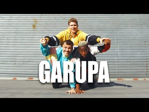 GARUPA - Luisa Sonza ft Pabllo Vittar  Coreógrafo Tiago Montalti
