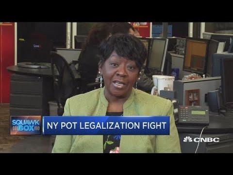 NY state assemblywoman wants to use marijuana revenue to fight racial inequality