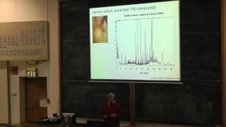 Human pheromones: are we the scented ape? - Dr Tristam Wyatt