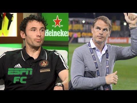 Atlanta United's Michael Parkhurst talks Frank de Boer, Pity Martinez, MLS Cup   Major League Soccer