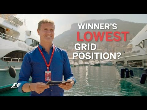 Grill the Grid Special - Coulthard on Monaco