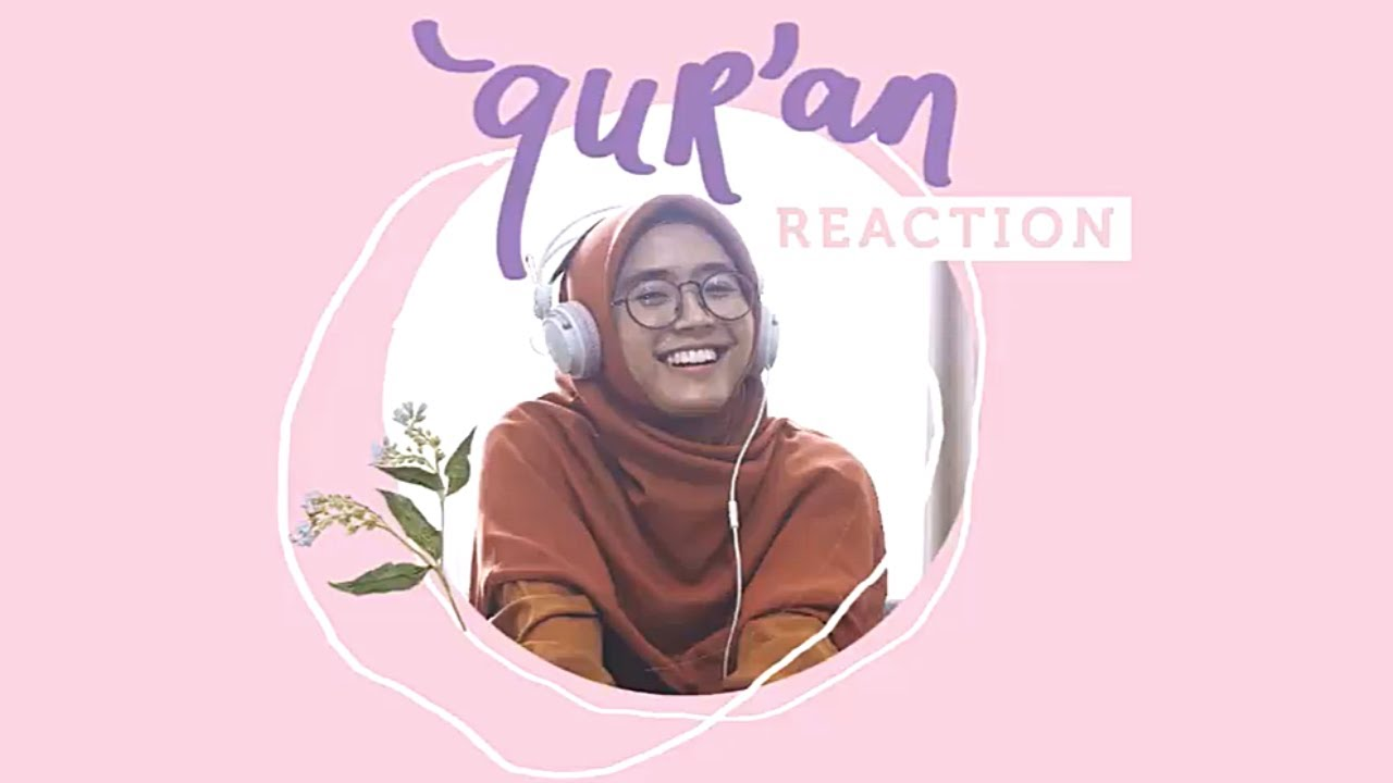 """One Minute Booster """"Qur'an Reaction by Dila (Surah Al-Anfal :27-29)"""""""