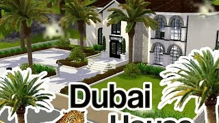 The Sims 3 Dubai Modern Mansion