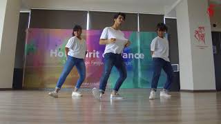 HOLI SPIRIT OF DANCE:Choreography by Parth Sethi