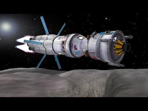 KSP: Apollo-Style DRES CANYON Rescue!
