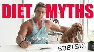 10 Fat Loss Myths You Need To Know